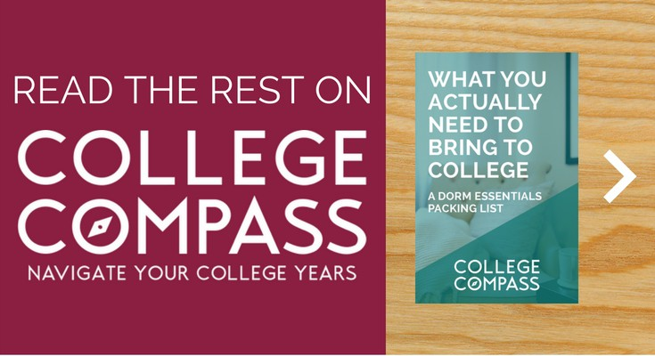 Read the Rest on College Compass (2)