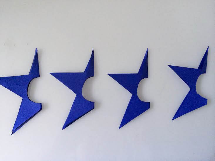 Paper Stars Tutorial: 4 Different Ways To Make Paper Stars