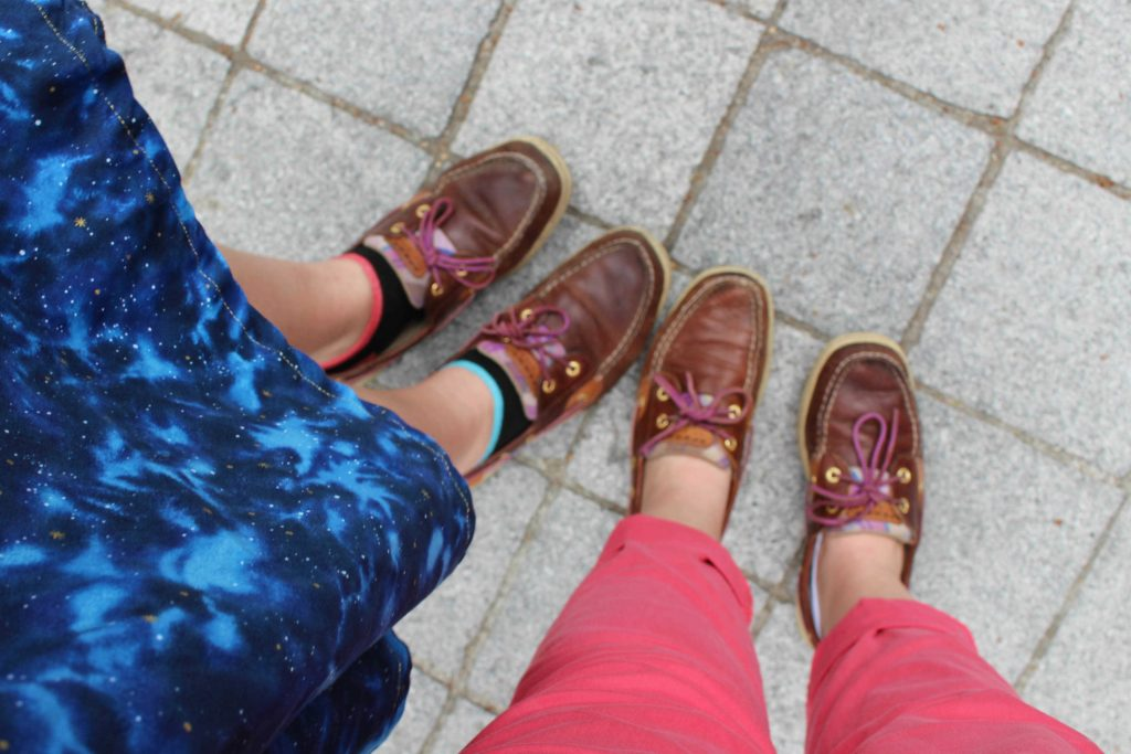 Oxford Diaries 13 - Sara Laughed