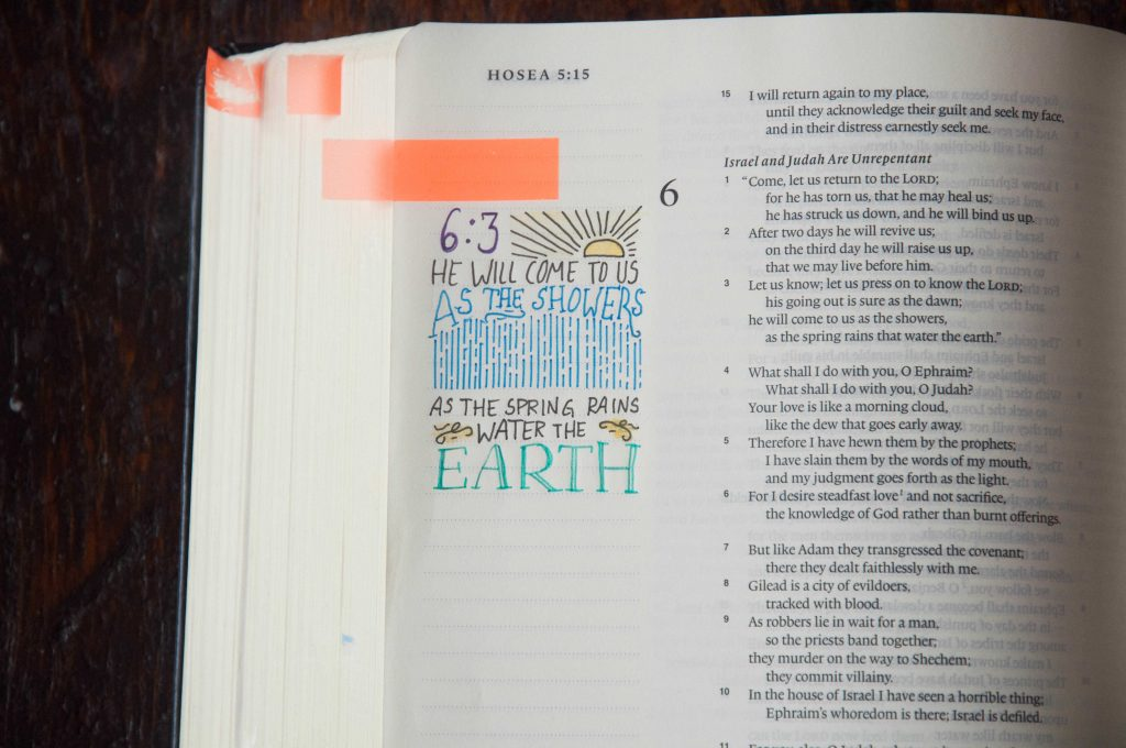 My Favorite Supplies for Bible Journaling - Sara Laughed