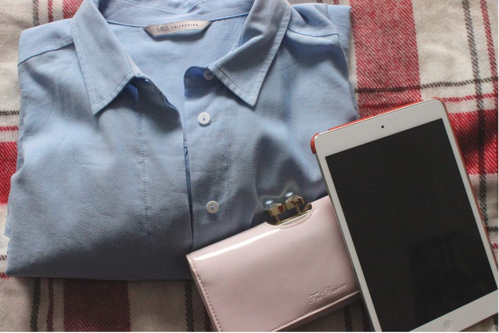 How to Pack for University - a Sara Laughed guest post