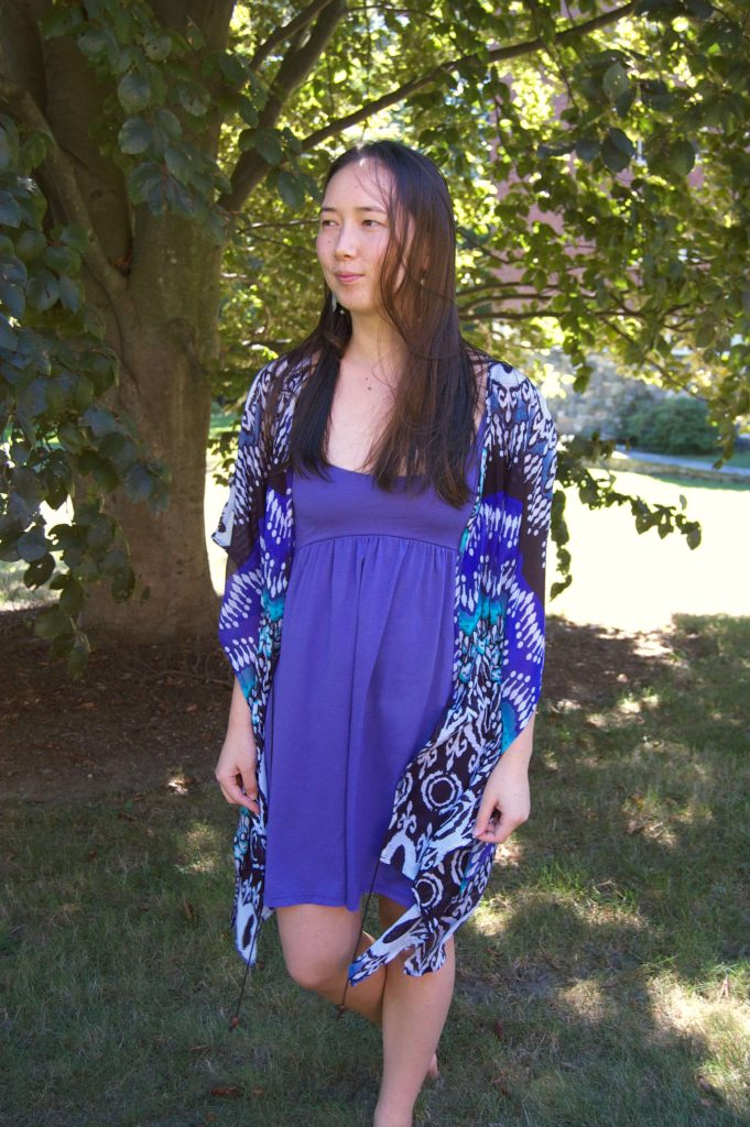 How to transition your summer clothes to Fall! - Sara Laughed