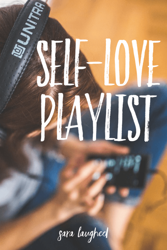 Super fun and upbeat self-love playlist! I love these songs - #5 is my favorite!
