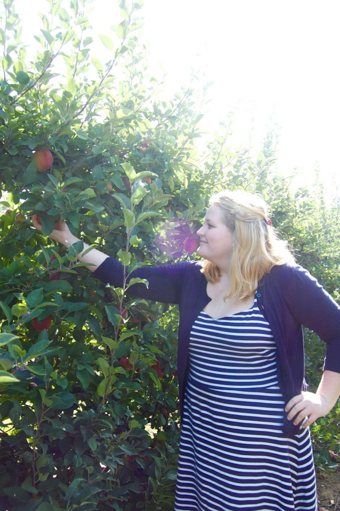 Autumn adventures: apple picking - Sara Laughed(1)