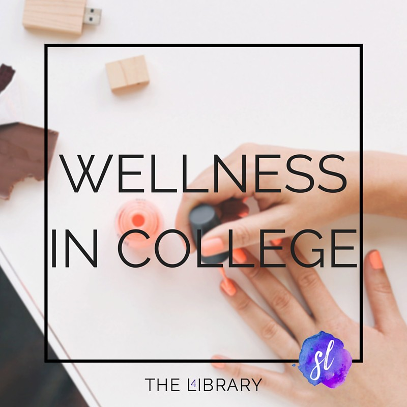 Wellness - The L4ibrary by Sara Laughed