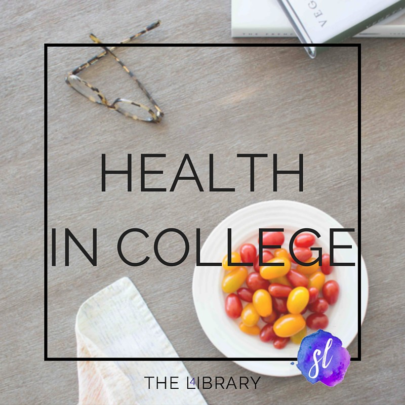 Health - The L4ibrary by Sara Laughed