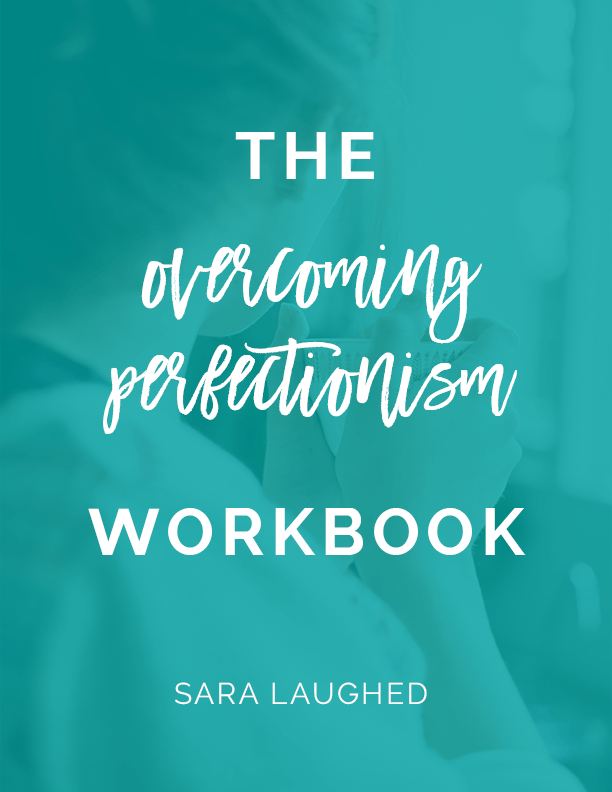 The Overcoming Perfectionism Workbook