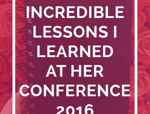 Her Campus' Her Conference was an incredible event that totally CHANGED the way I see success and failure. Read about 6 incredible lessons I learned at this year's Her Conference, and save this pin to remember these amazing quotes from our speakers.   Sara Laughed