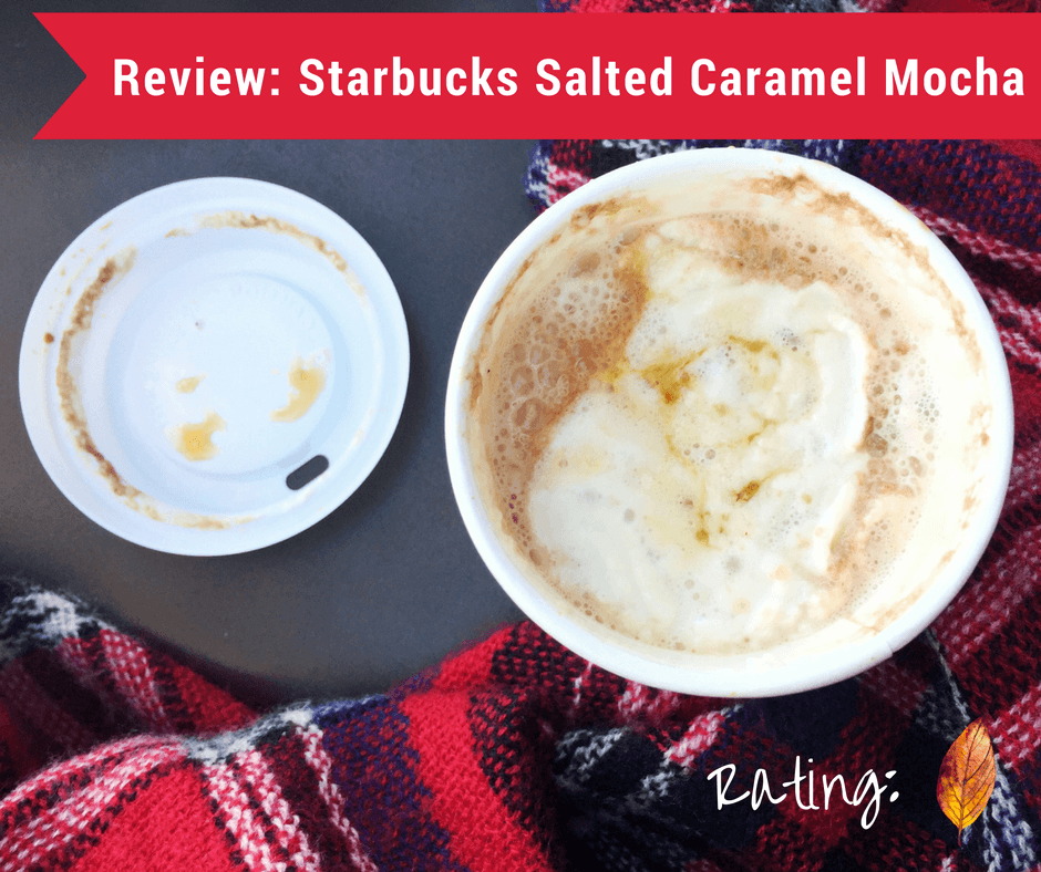 I Tried Every Fall-Themed Item at Starbucks. Here's What Happened.