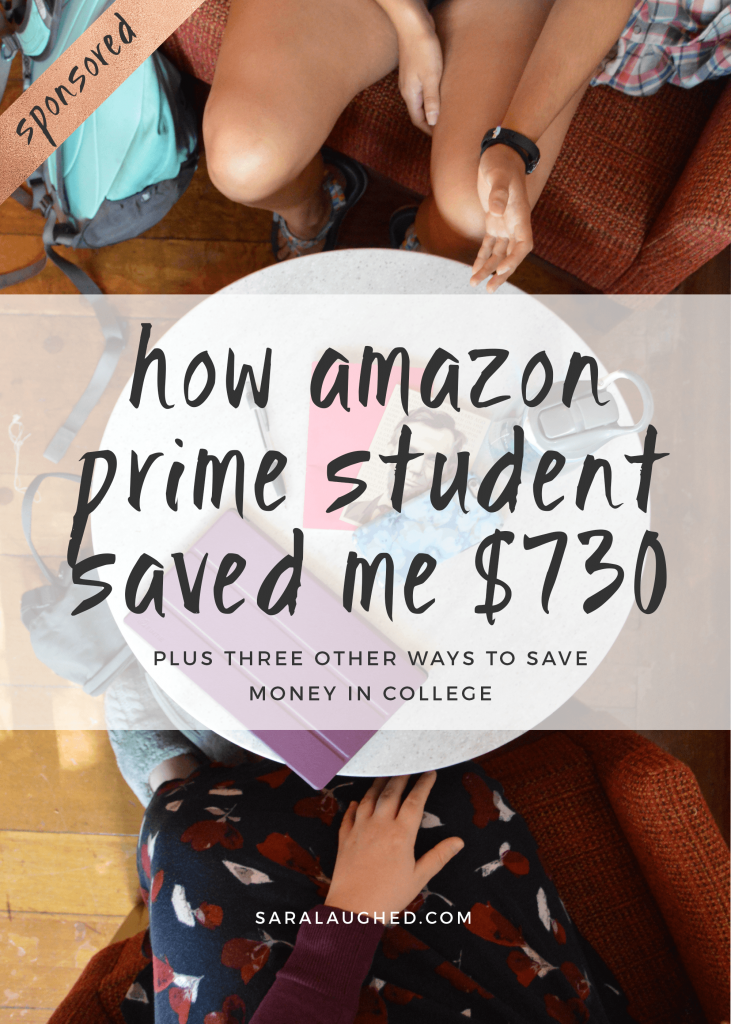 I can't believe she saved $730 with Amazon! These tips are so helpful for saving money in back to school.