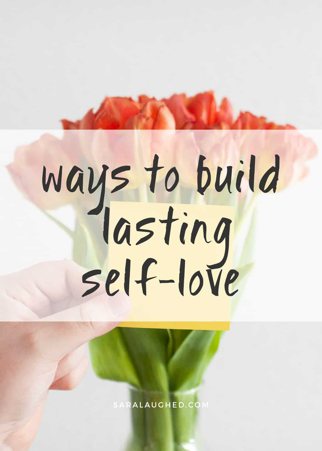 Self-love is not selfish; it is a necessary part of life! Here are a few authentic ways to build self-esteem and grow a healthy self-love.