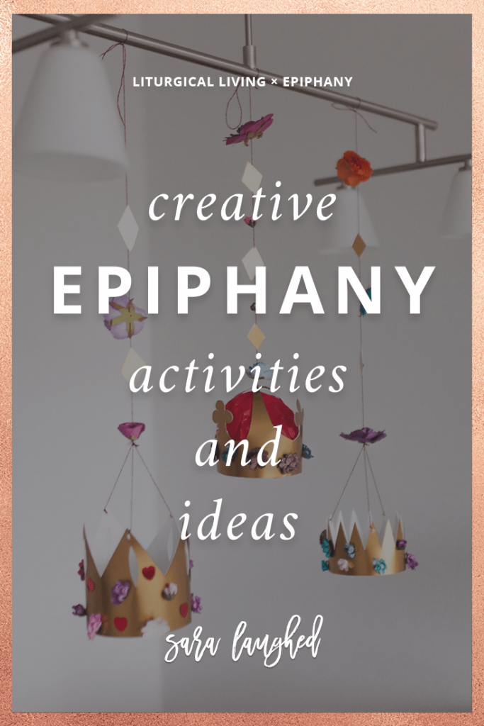 Pin these fun Epiphany crafts and ideas!