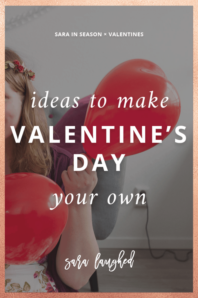 Pin these Valentine's Day ideas!