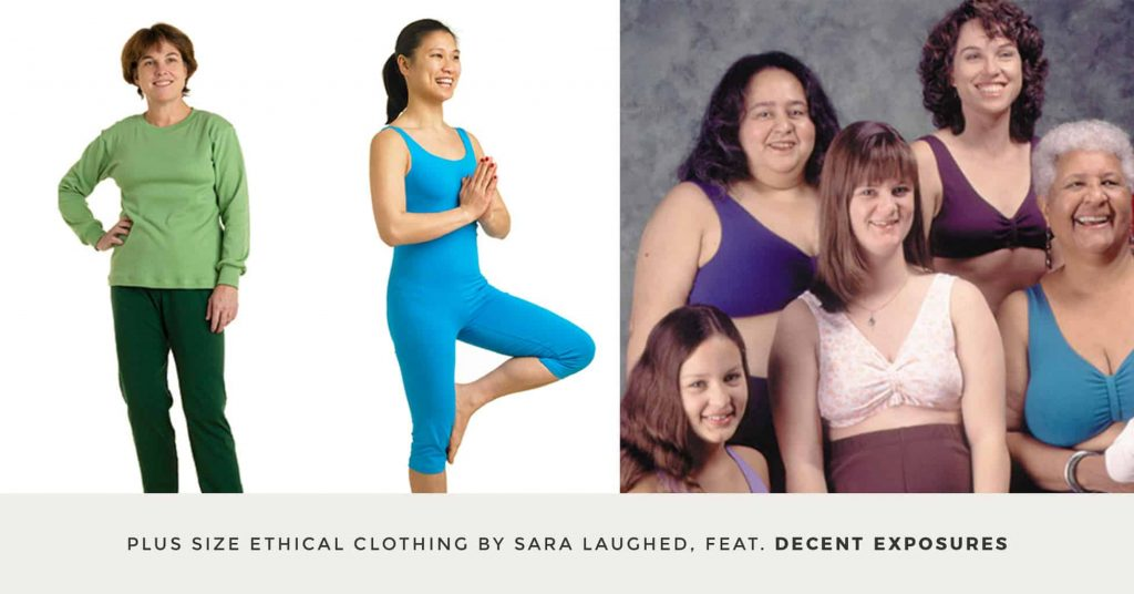 05. DECENT EXPOSURES - Plus Size Ethical Clothing - The Updated Ultimate