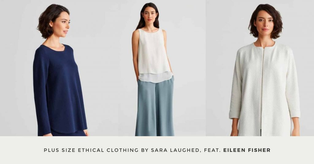 07. EILEEN FISHER - Plus Size Ethical Clothing - The Updated Ultimate