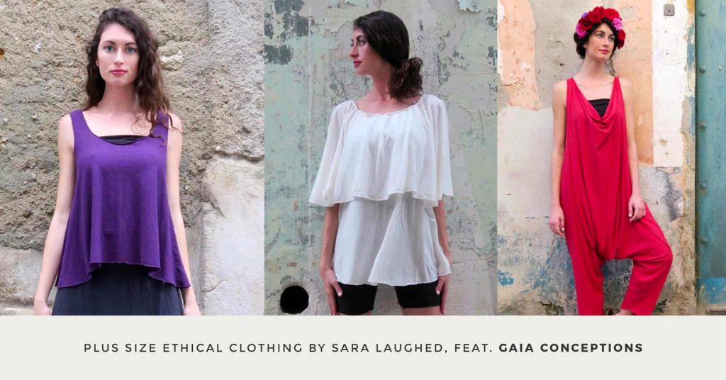 09. GAIA CONCEPTIONS - Plus Size Ethical Clothing - The Updated Ultimate