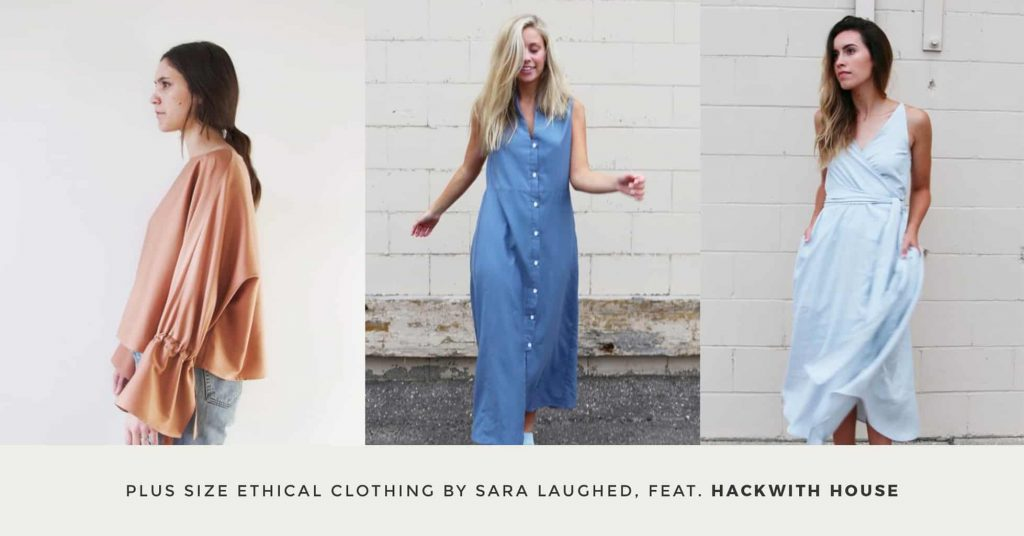 10. HACKWITH HOUSE - Plus Size Ethical Clothing - The Updated Ultimate