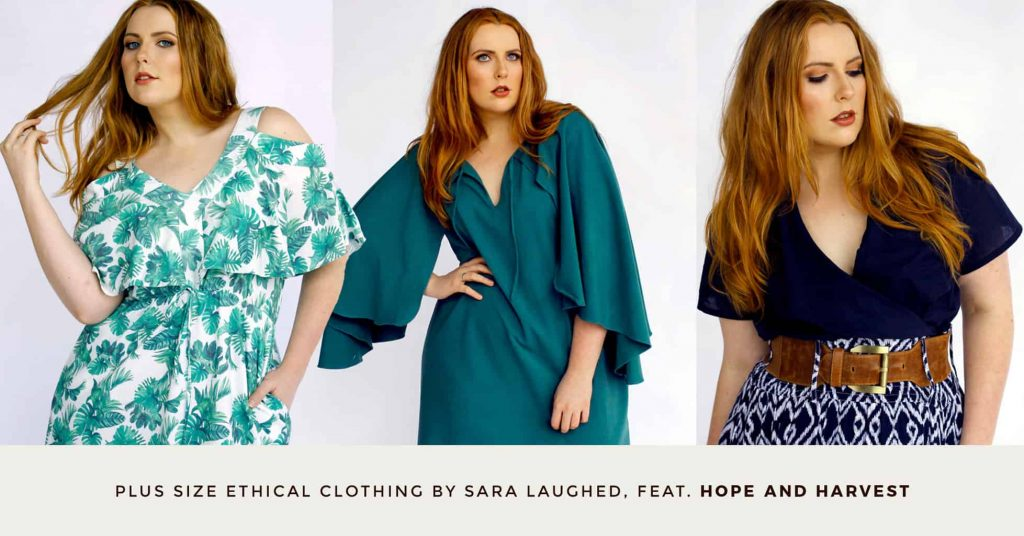 11. HOPE AND HARVEST - Plus Size Ethical Clothing - The Updated Ultimate