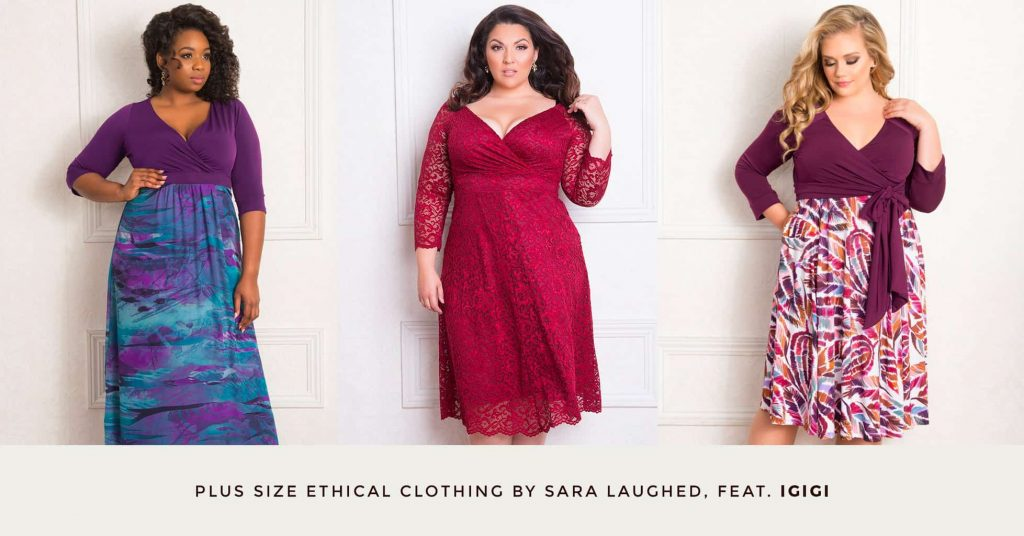 12. IGIGI - Plus Size Ethical Clothing - The Updated Ultimate