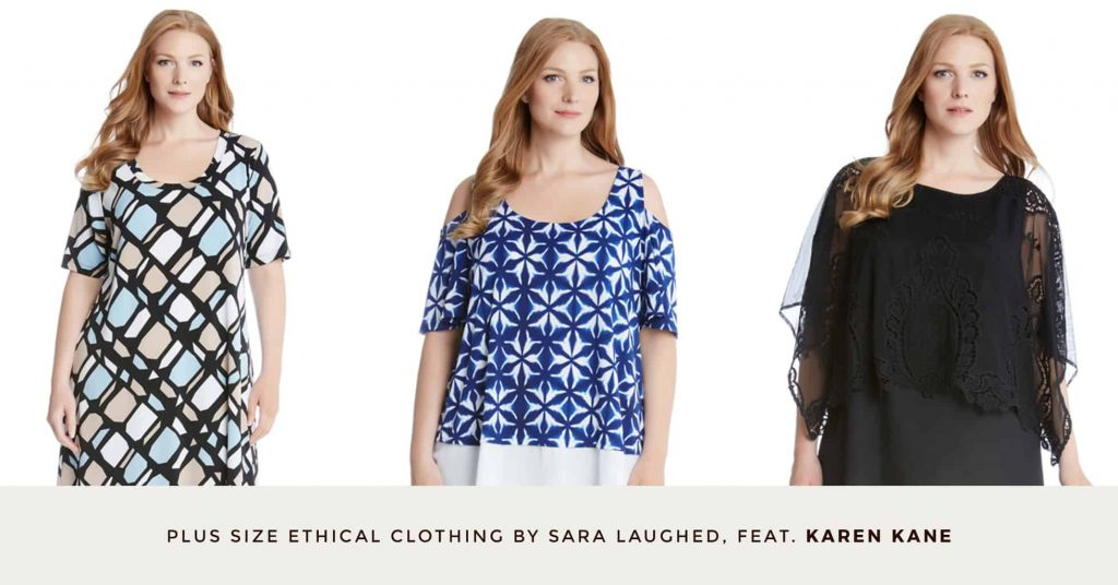 13. KAREN KANE - Plus Size Ethical Clothing - The Updated Ultimate