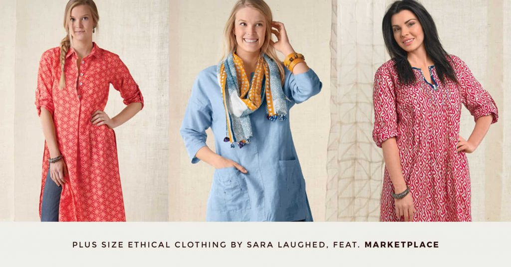 17. MARKETPLACE - Plus Size Ethical Clothing
