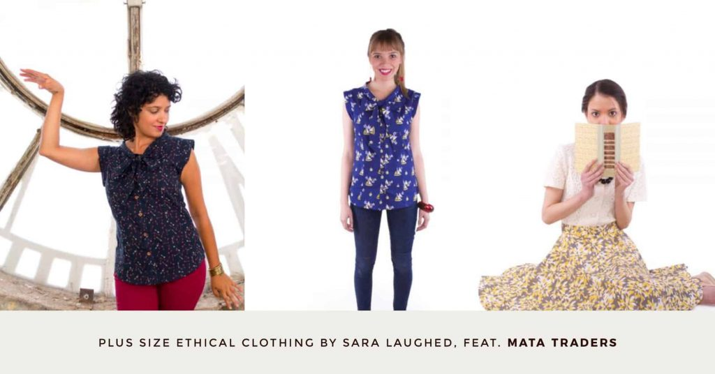 18. MATA TRADERS - Plus Size Ethical Clothing
