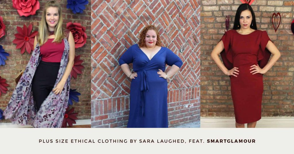 21. SMARTGLAMOUR - Plus Size Ethical Fashion