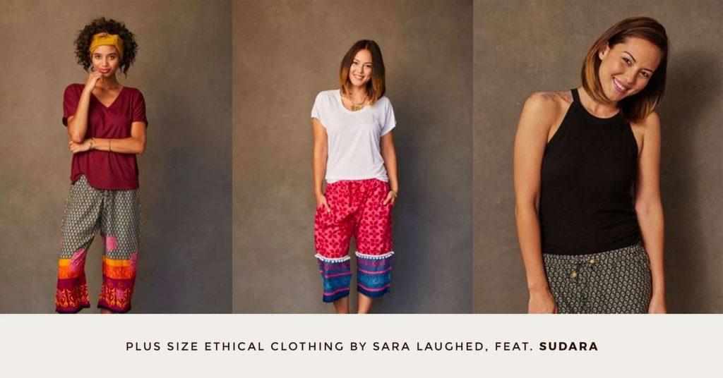 22. SUDARA - Plus Size Ethical Clothing