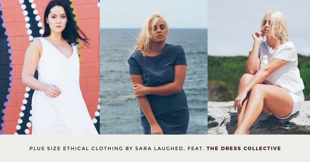 THE DRESS COLLECTIVE - Plus Size Ethical Clothing