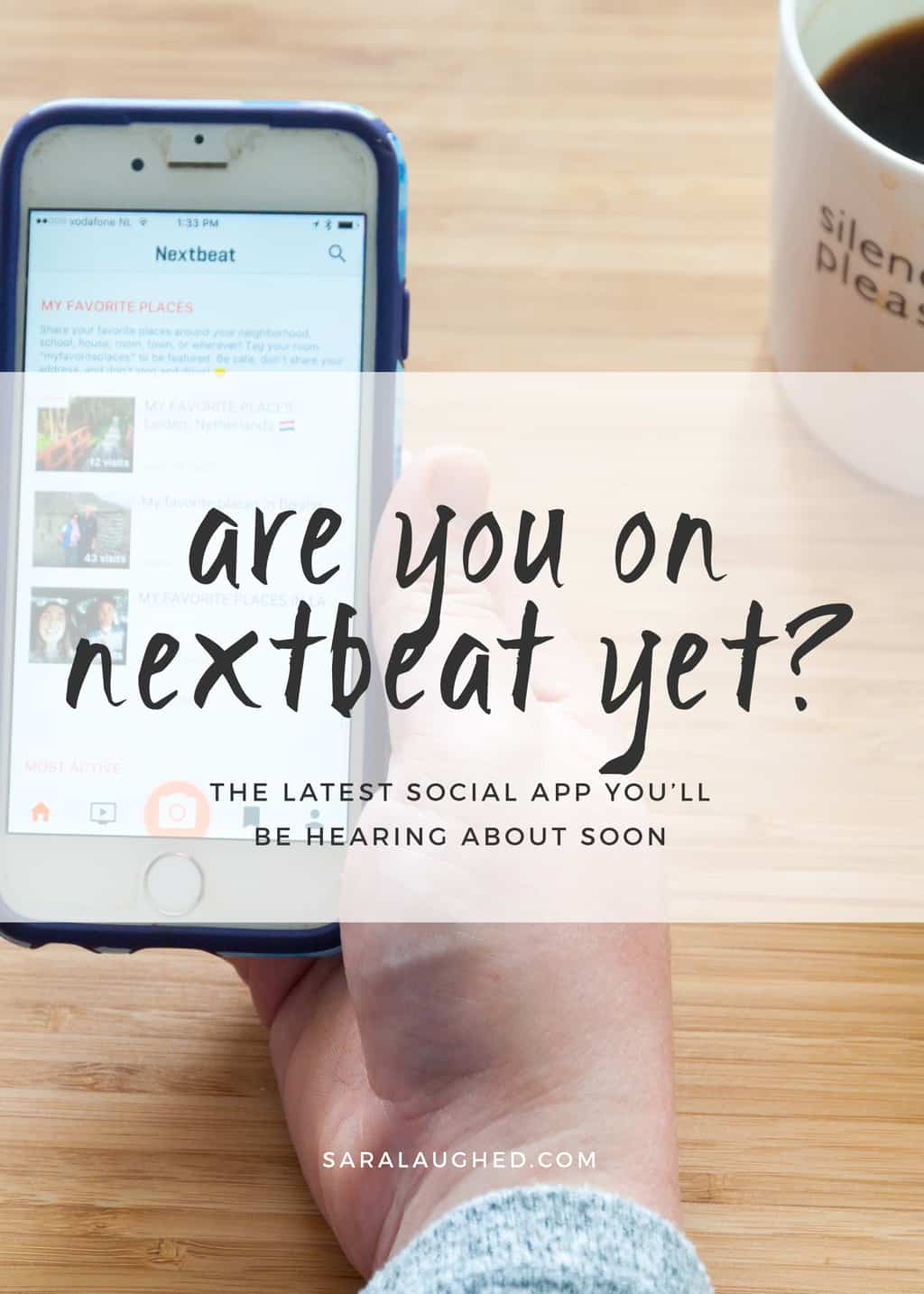 Are you on Nextbeat yet? This new social app is starting to get popular — here's what you need to know before signing up!