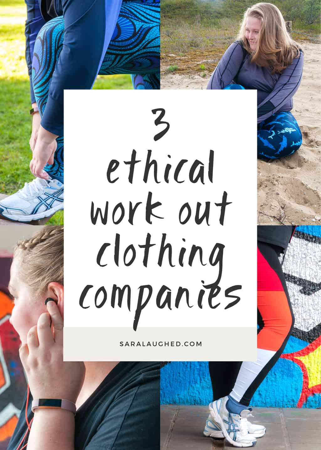 Body positive, good for the environment, AND super cute? Sign me up for these 3 awesome ethical activewear companies!