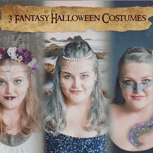 3 Fantasy Costumes — Sara Laughed