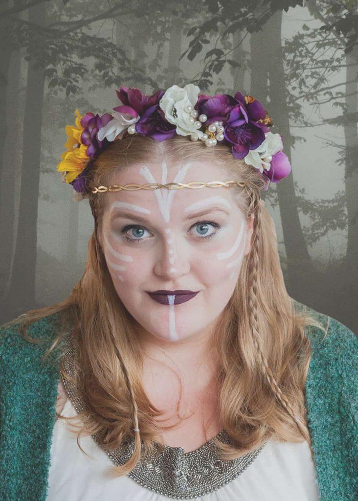 Warrior Elf Halloween Costume — Sara Laughed