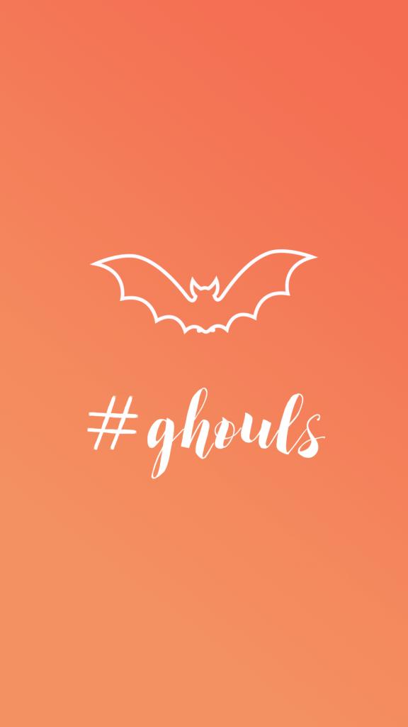 Halloween Phone Wallpaper - Sara Laughed - #ghouls