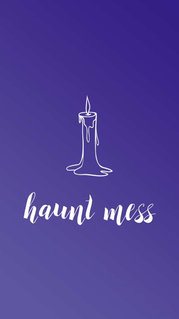 Halloween Phone Wallpaper - Sara Laughed - hauntmess