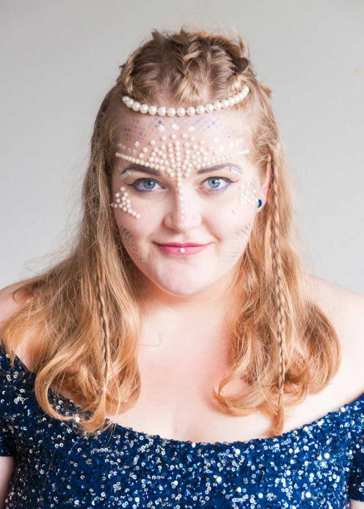 Mermaid Halloween Costume — Sara Laughed