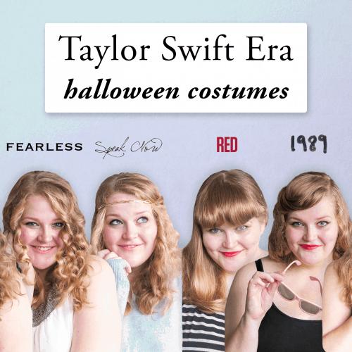 Taylor Swift Halloween Costume
