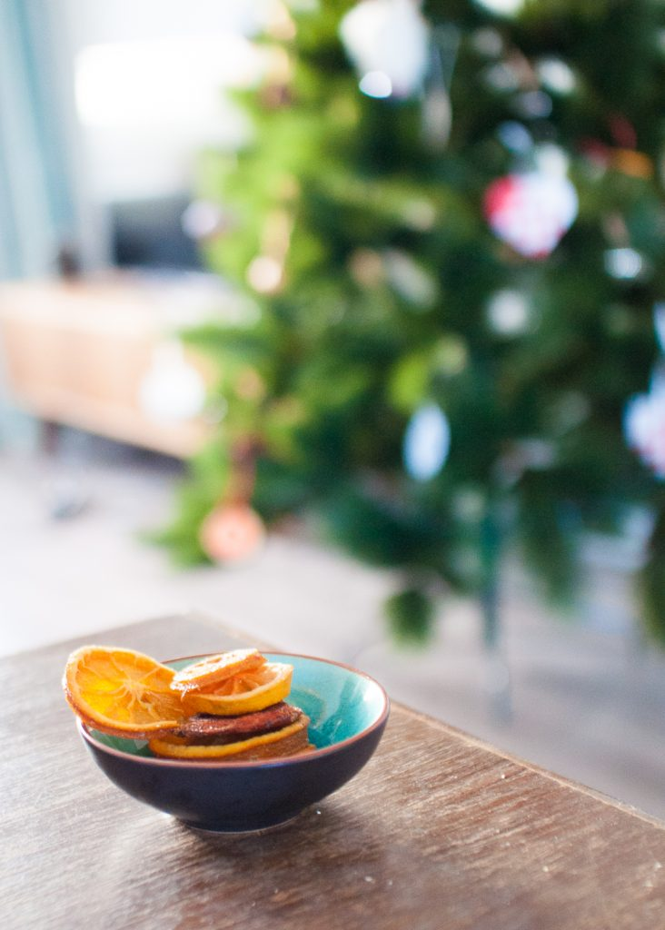 How to Make Dried Citrus Ornaments