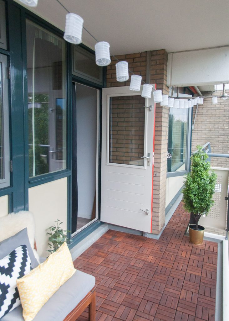 Sit Out Balcony Images On Pinterest: Apartment Balcony Makeover: Transforming Our Balcony To An