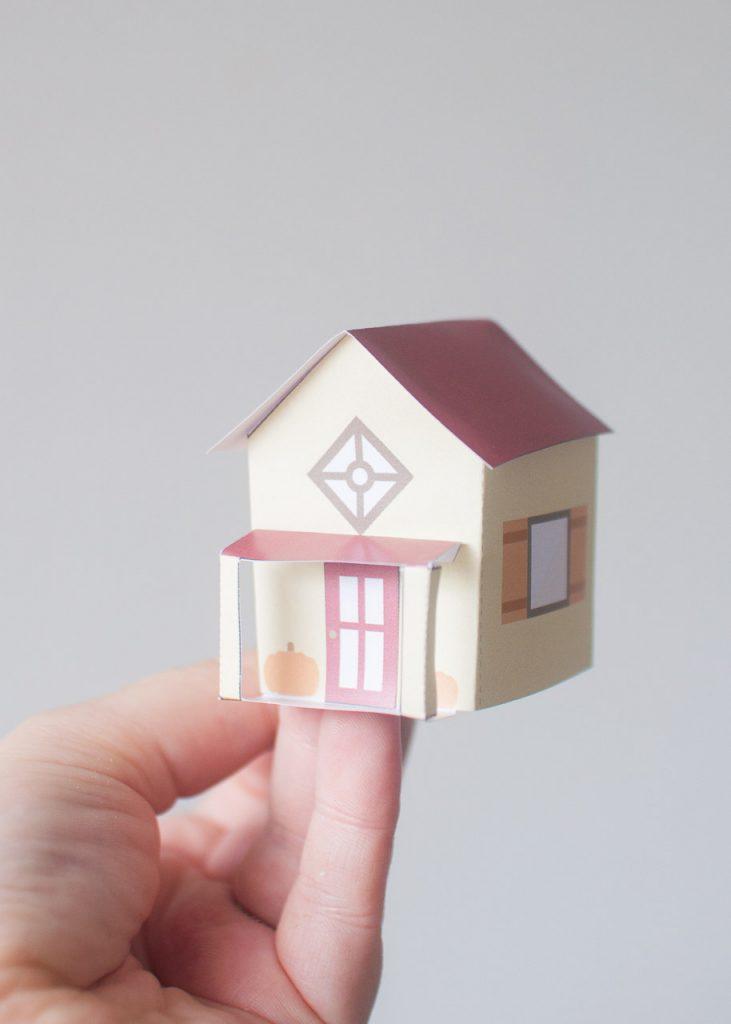 Thankville — a house