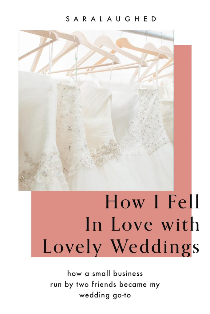 How I fell in love with Lovely Weddings in Alphen aan de Rijn