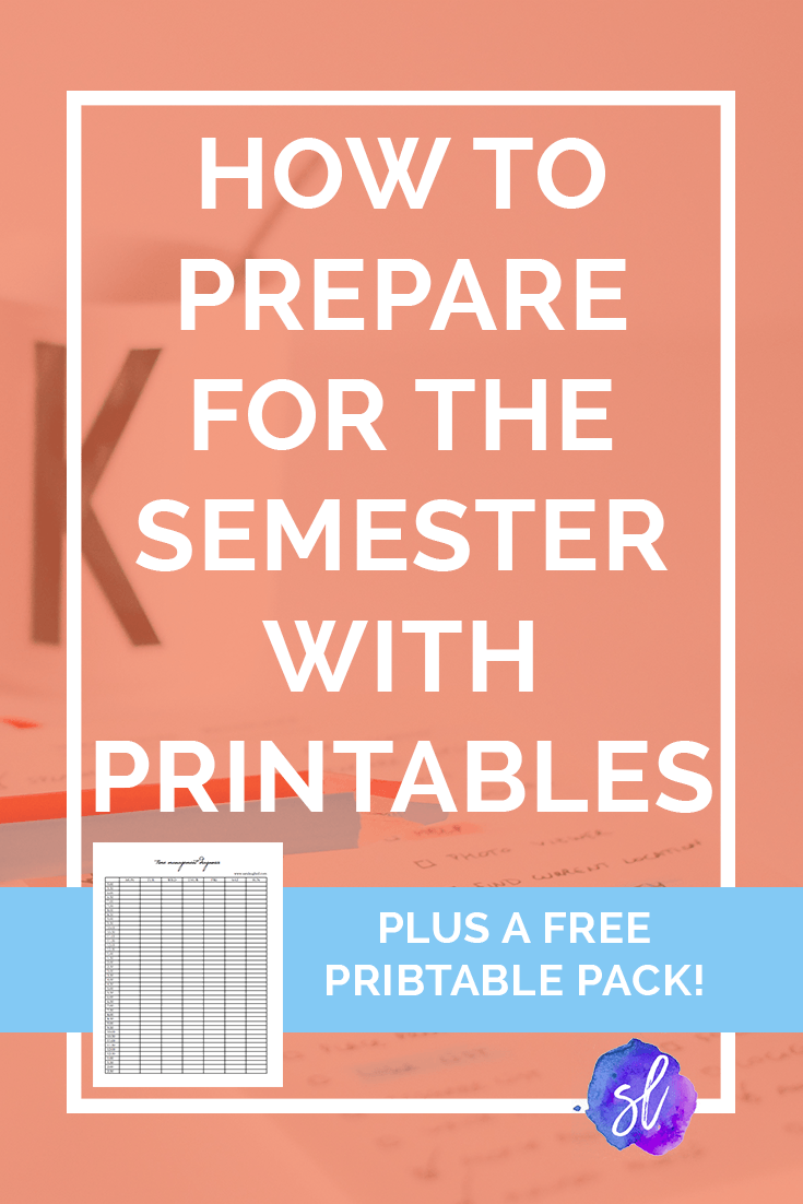 photo about College Binder Organization Printables identify How in the direction of Prep for the Semester With Absolutely free Faculty Printables