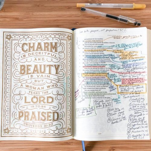 How to Start Studying the Bible