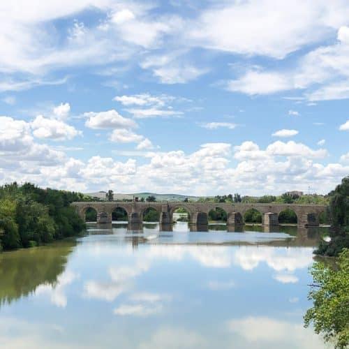 A bridge in beautiful southern Spain!